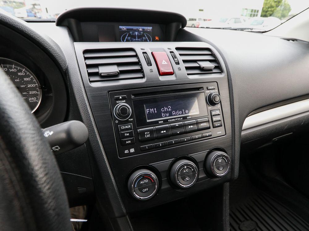 Subaru XV Crosstrek 12