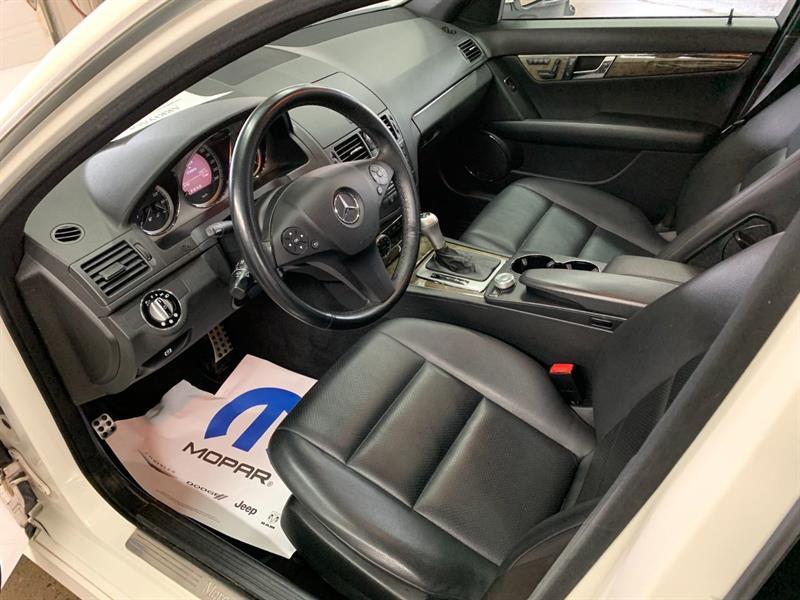 Mercedes-Benz C-Class 5