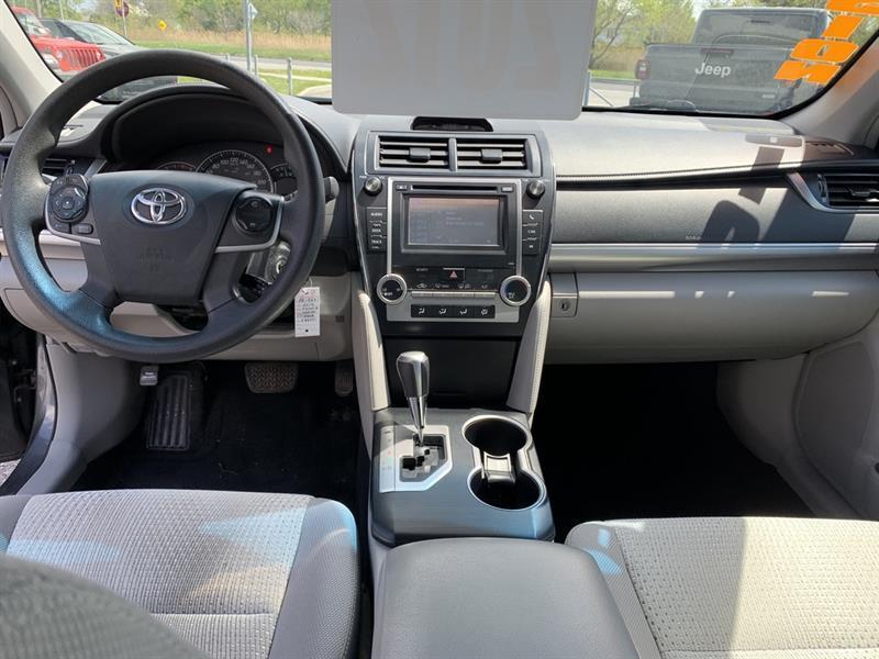 Toyota Camry 9