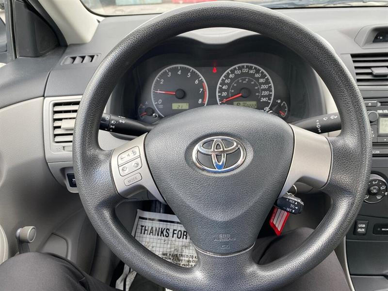 toyota Corolla 2013 - 16