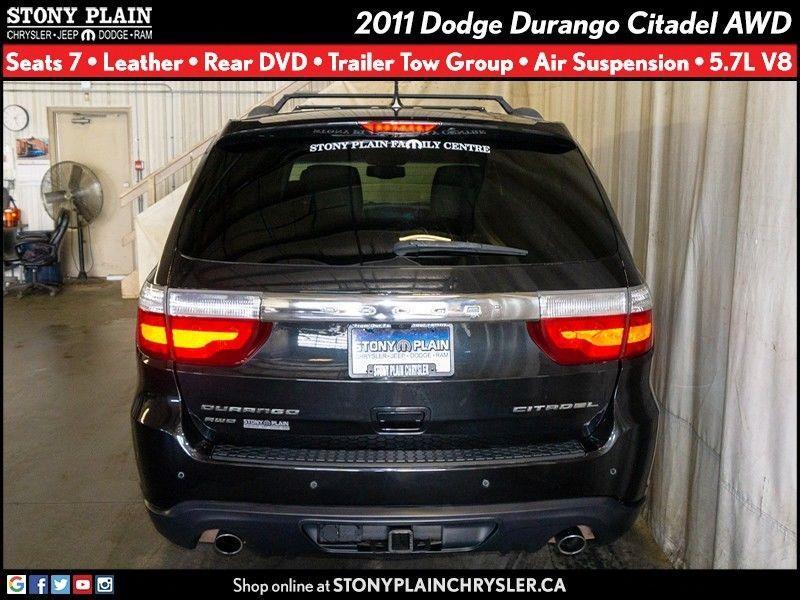 Dodge Durango 4