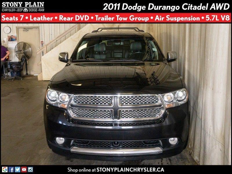 Dodge Durango 8