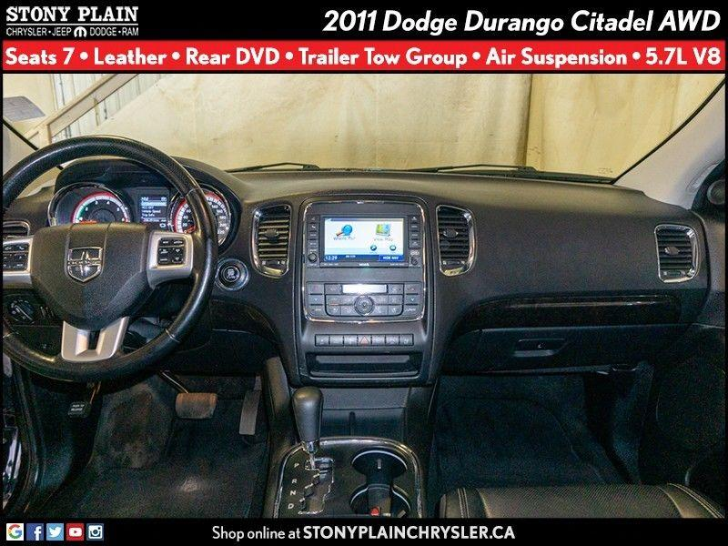 Dodge Durango 12