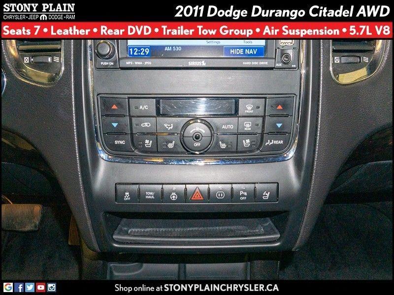 Dodge Durango 16