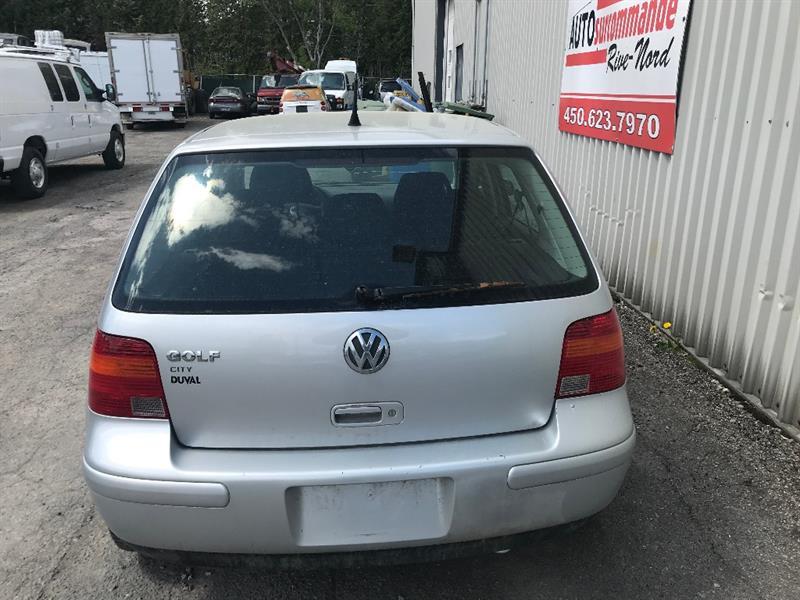 Volkswagen City Golf 4