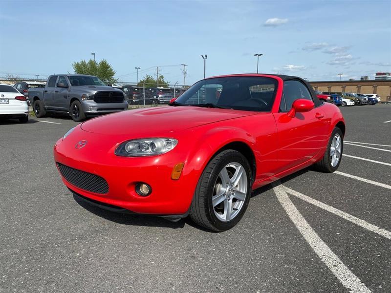 2007 Mazda MX-5
