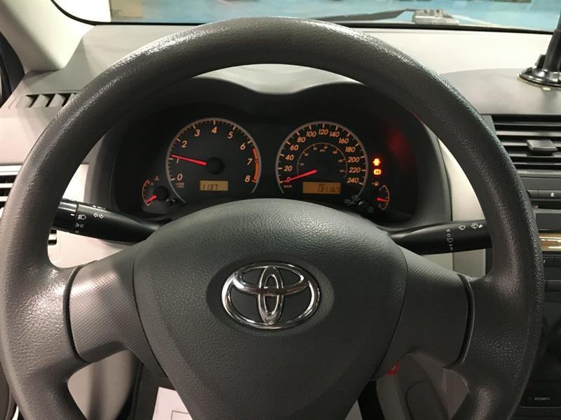 toyota Corolla 2009 - 9