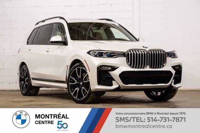 BMW X7 xDrive40i, Premium Amélioré, M 2019