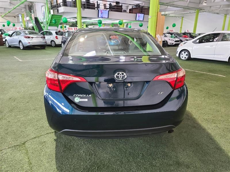 toyota Corolla 2018 - 5