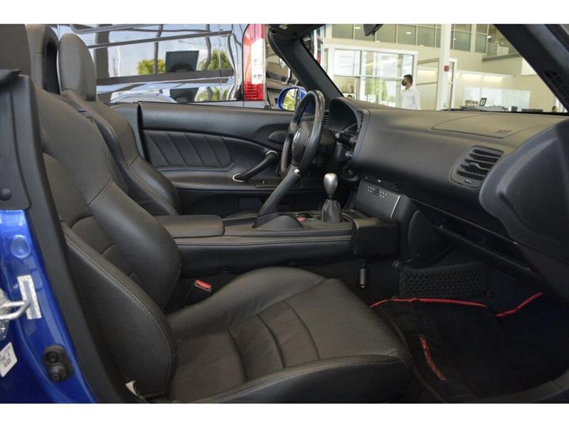 Honda S2000 21