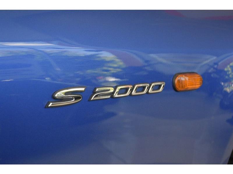 Honda S2000 25