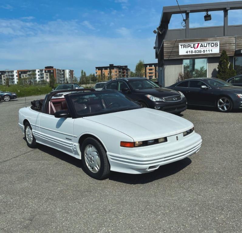 1993 Oldsmobile Cutlass