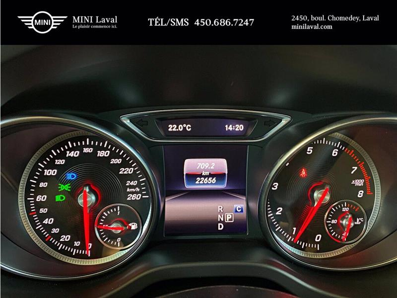 Mercedes-Benz GLA-Class 14