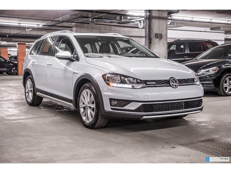 Volkswagen Golf Alltrack 10
