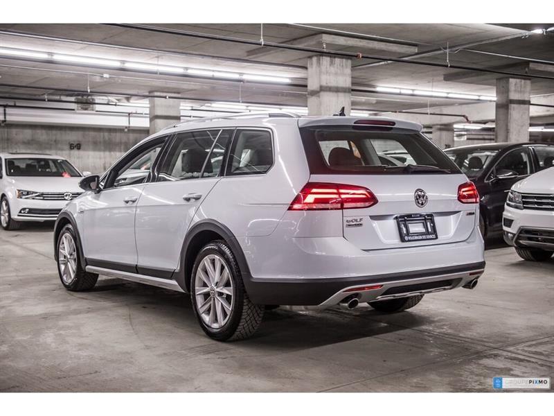 Volkswagen Golf Alltrack 14