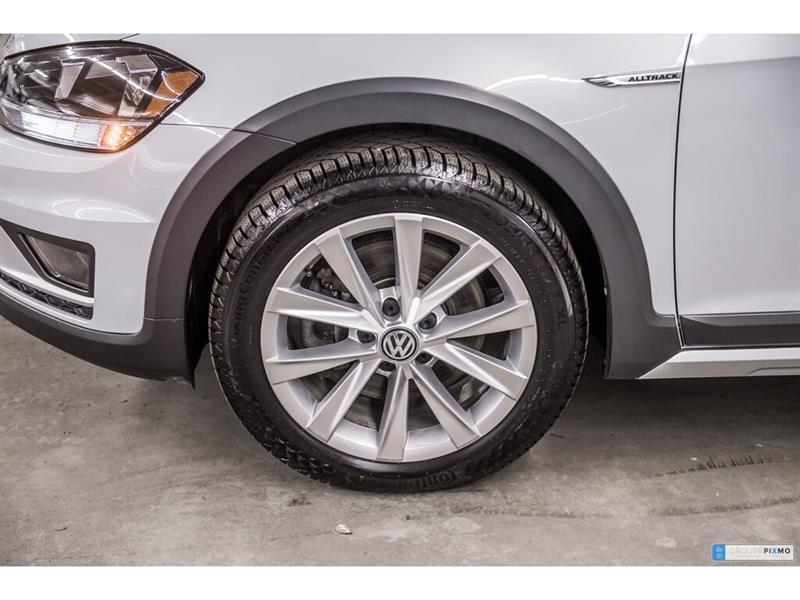 Volkswagen Golf Alltrack 18