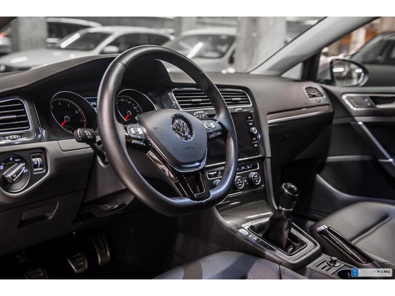 Volkswagen Golf Alltrack 19