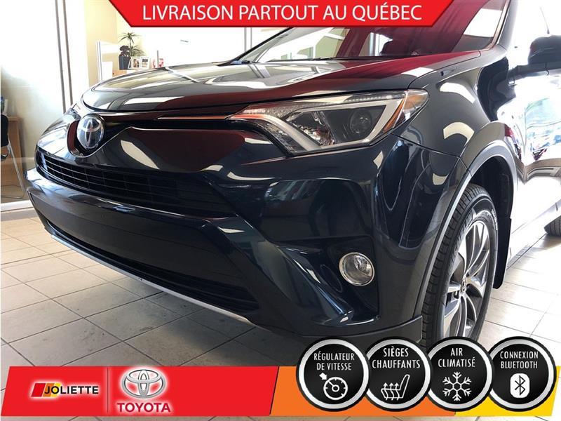toyota RAV4 hybride 2017 - 2
