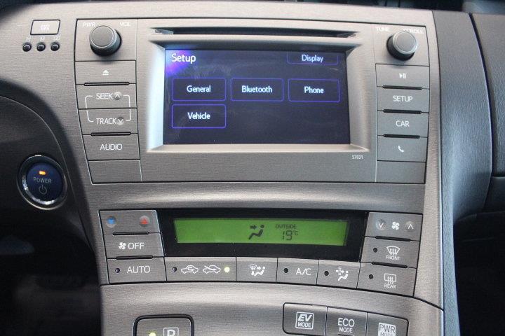 toyota Prius 2015 - 4