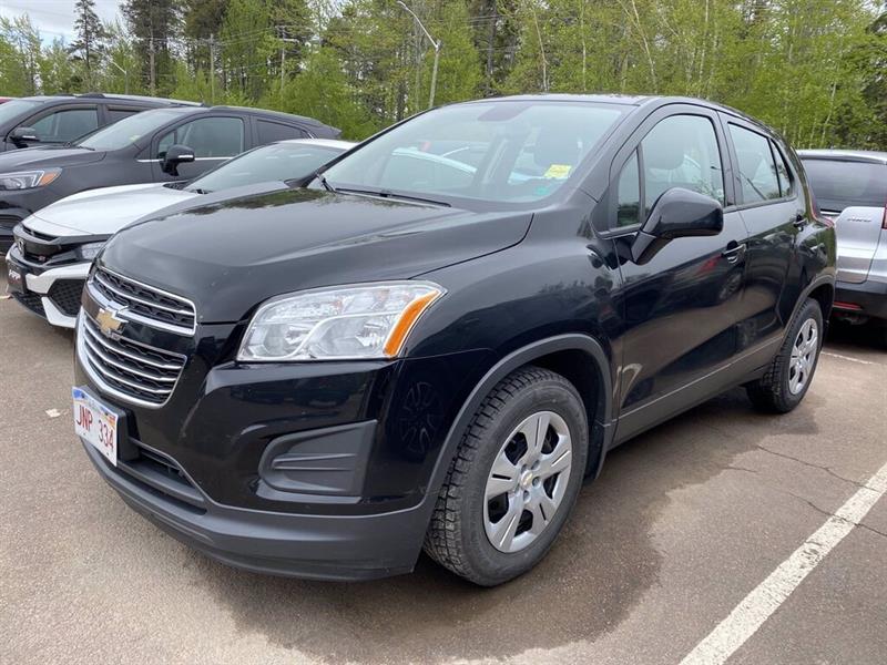 Chevrolet Trax 1