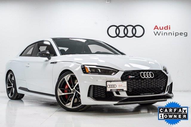 2018 Audi RS