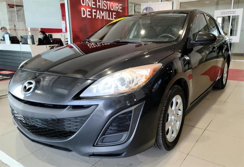 Mazda Mazda3 2011 Hayon 4 portes Sport, boîte ma