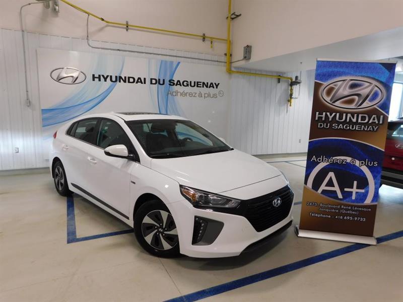 Hyundai IONIQ 2018 HYBRIDE/SE/TOIT/MAGS/SIÈGES CH