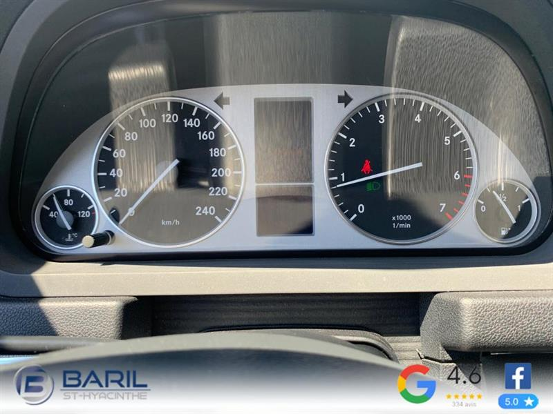 Mercedes-Benz B-Class 16