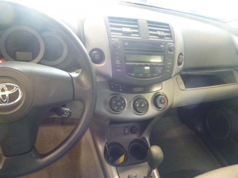 toyota RAV4 2008 - 8