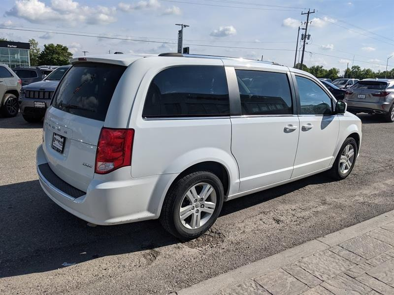 Dodge Caravan 5