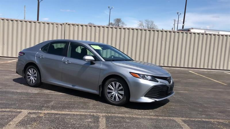 toyota CAMRY LE 2WD 2020 - 2
