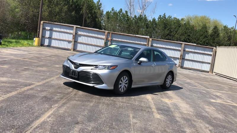 toyota CAMRY LE 2WD 2020 - 4