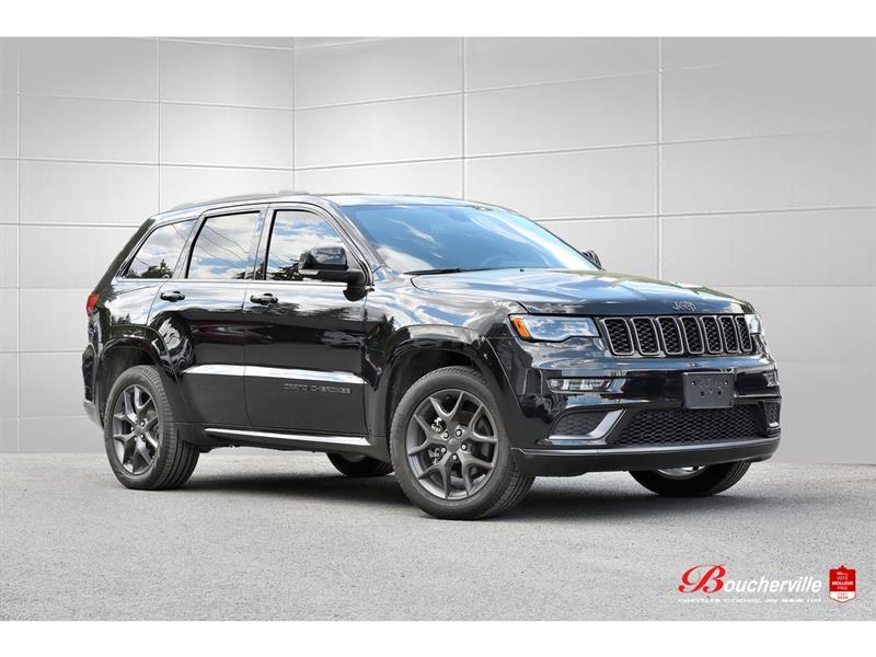Jeep Grand Cherokee 2020 * LIMITED X * TOIT PANO * LOOK
