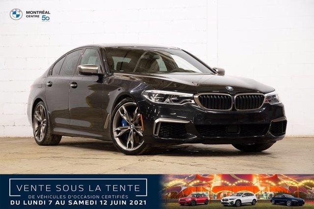 2018 BMW 550