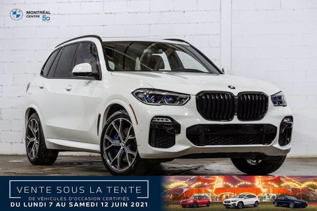 BMW X5 2020 xDrive40i, Premium Amélioré, M