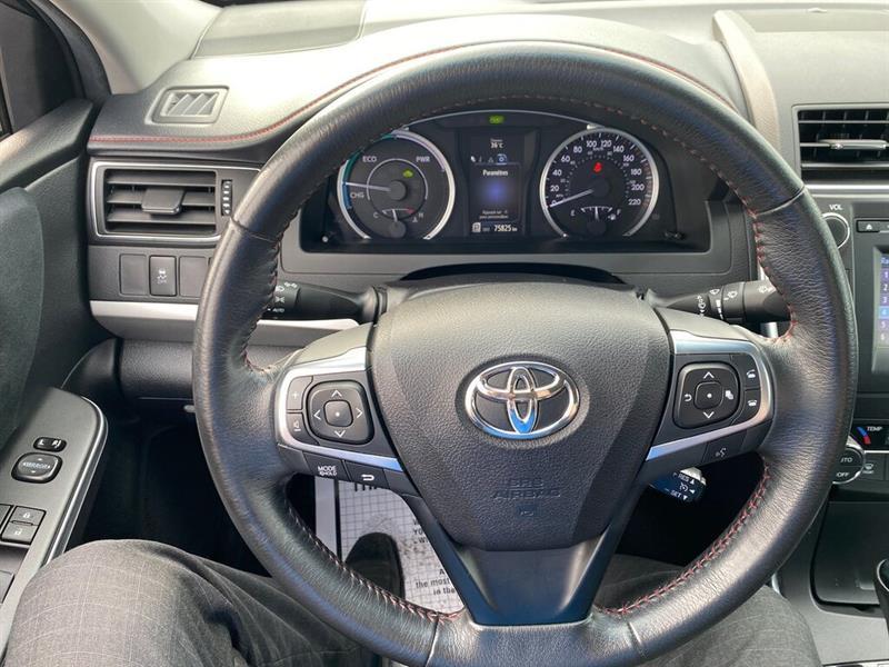 toyota Camry Hybrid 2017 - 18