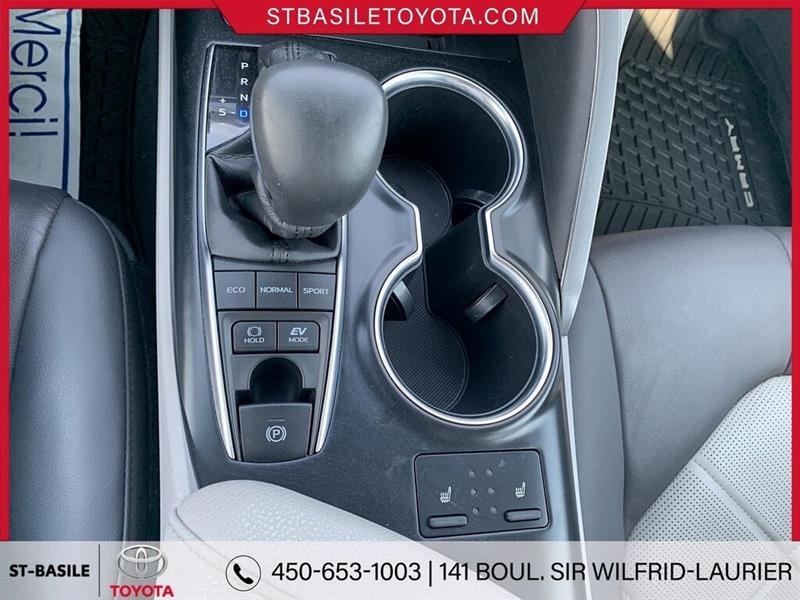 toyota Camry Hybrid 2018 - 16