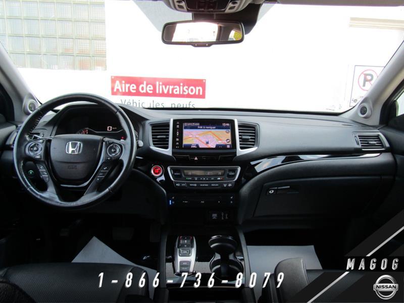 Honda Pilot 18