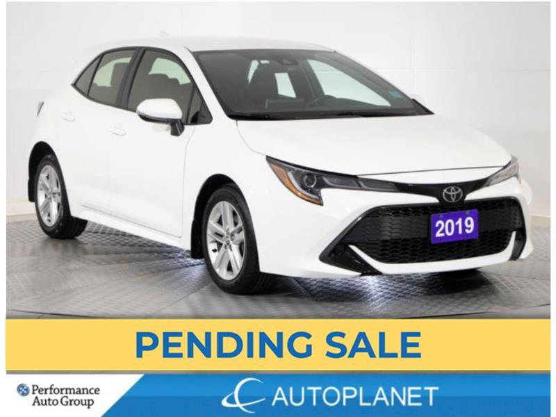 toyota Corolla Hatchback 2019 - 1