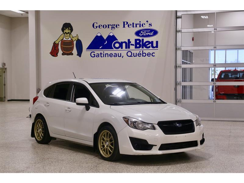 Subaru Impreza 1
