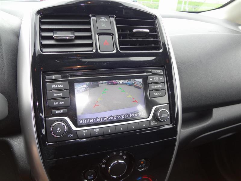 2017 Nissan  Versa SV COMODITE