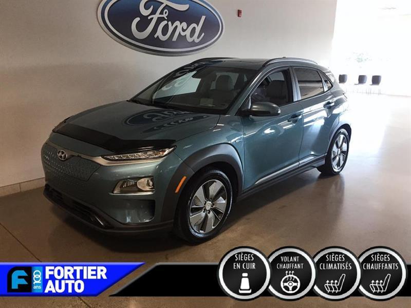 Hyundai Kona Ultimate TA 2019