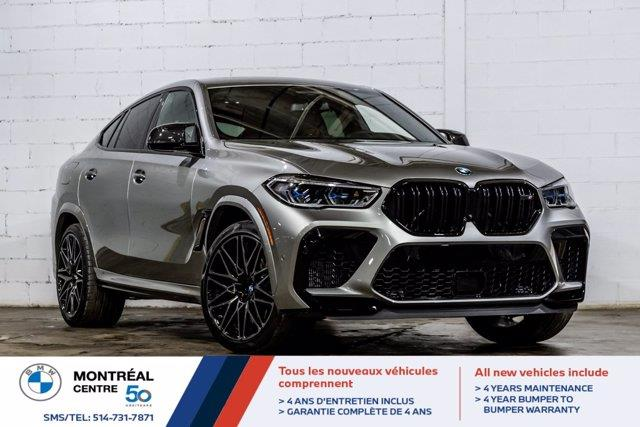 BMW X6 M Competition, Groupe Ultime, Fi 2021