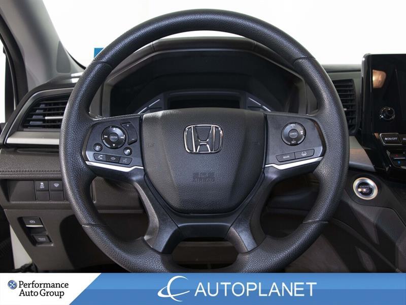 Honda Odyssey 21