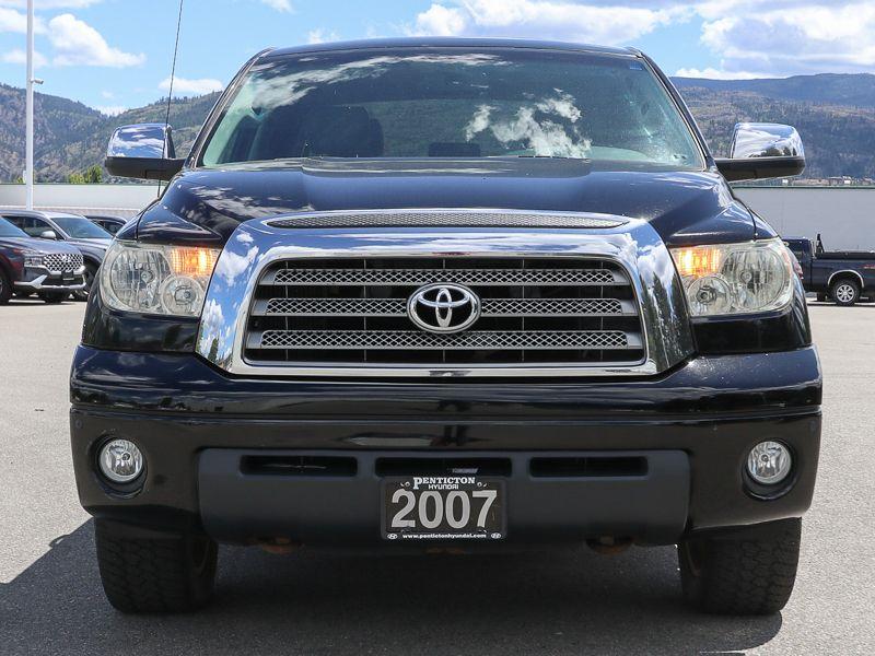 toyota Tundra 2007 - 2