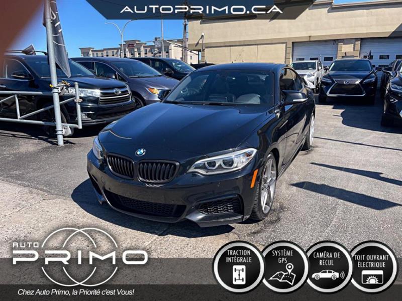 2016 BMW 235 M