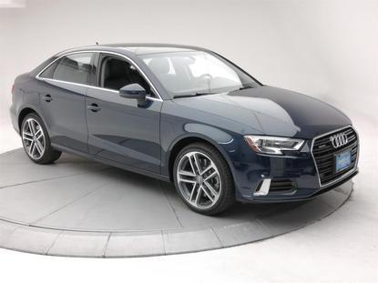 2019 Audi A3