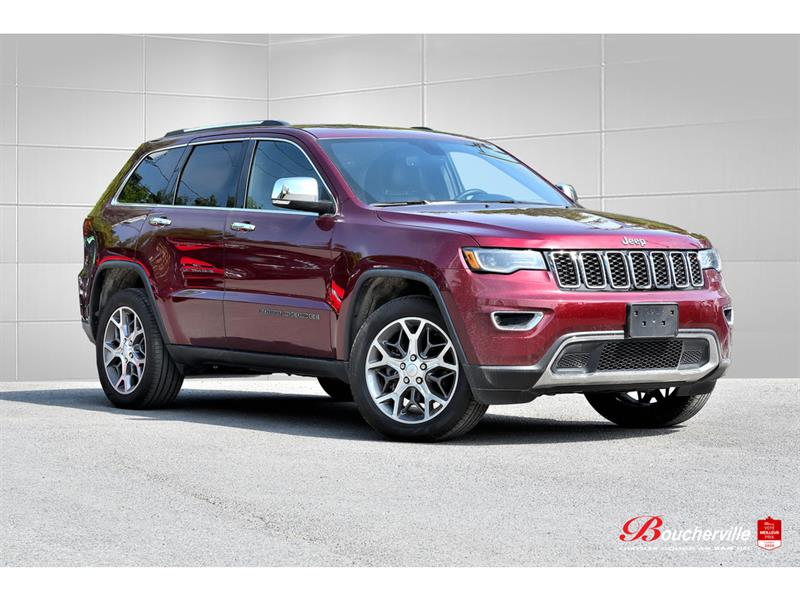 Jeep Grand Cherokee 2020 * LIMITED * V6 * CUIR * GPS *