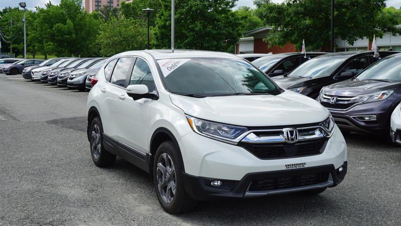2018 Honda  CR-V EX+AWD+TOIT OUVRANT+CAMERA REC