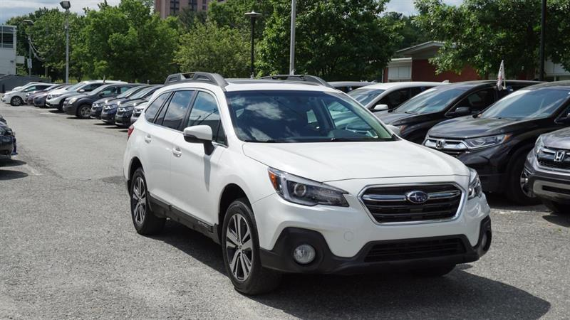 2019 Subaru  Outback LIMITED+CUIR+AWD+GPS+TOIT OUVR